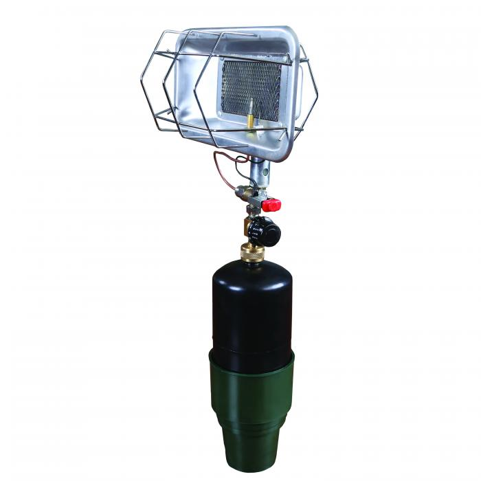 Portable Golf/Marine Outdoor Propane Infrared Radiant Heater