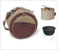 Picnic & Beyond Picnic BBQ Set with Mini Grill
