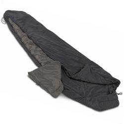 SnugPak Softie Expanda Panel Winter Weight Black Right Hand Zip