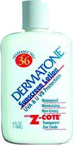 Sunscreen by Dermatone