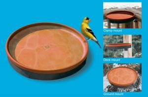 Non-Heated Bird Baths by Farm Innovators
