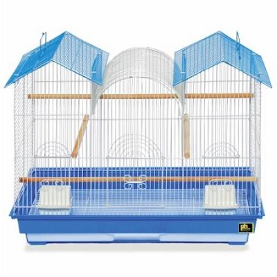 Parakeet Triple Roof Flight Cage