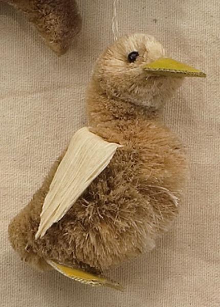 Brushart Duck Ornament