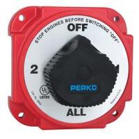 Perko Heavy Duty Battery Selector Switch w/Alternator Field Disconnect