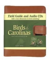 Adventure Publications Birds of the Carolinas Field Guide/CDs Set