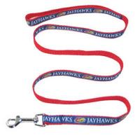 Kansas Jayhawks Leash Medium