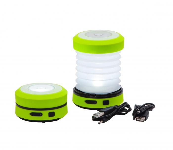 Texsport Passenger 1 Watt Dynamo Powered LED Lantern