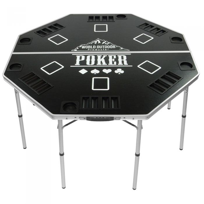 Pacific Import Professional Tour Poker Table Set