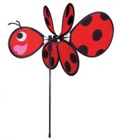 In The Breeze Lady Baby Bug Spinner