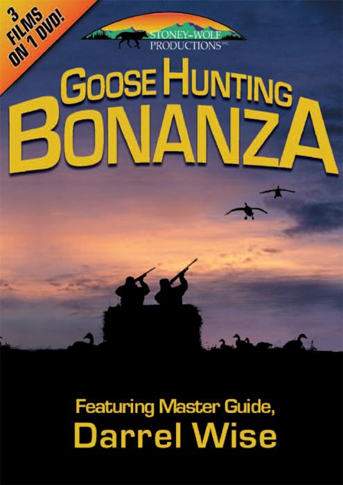 Stoney-Wolf Goose Hunting Bonanza - 3 Films on 1 DVD