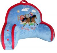 Carstens Giddy Up Cowboy Lounge Pillow
