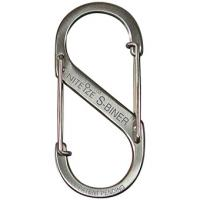 Nite-ize S-BINER Stainless Double Ended Carbiner - 2 5/8""