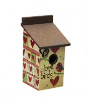 Magnet Works Love Birds Birdhouse ( (+FRT)