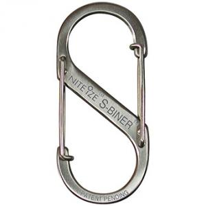 """Nite-ize S-BINER Stainless Double Ended Carbiner - 2 5/8"""""""
