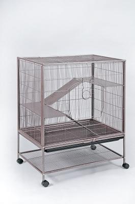 Rat/chinchilla Cage 31x21x40