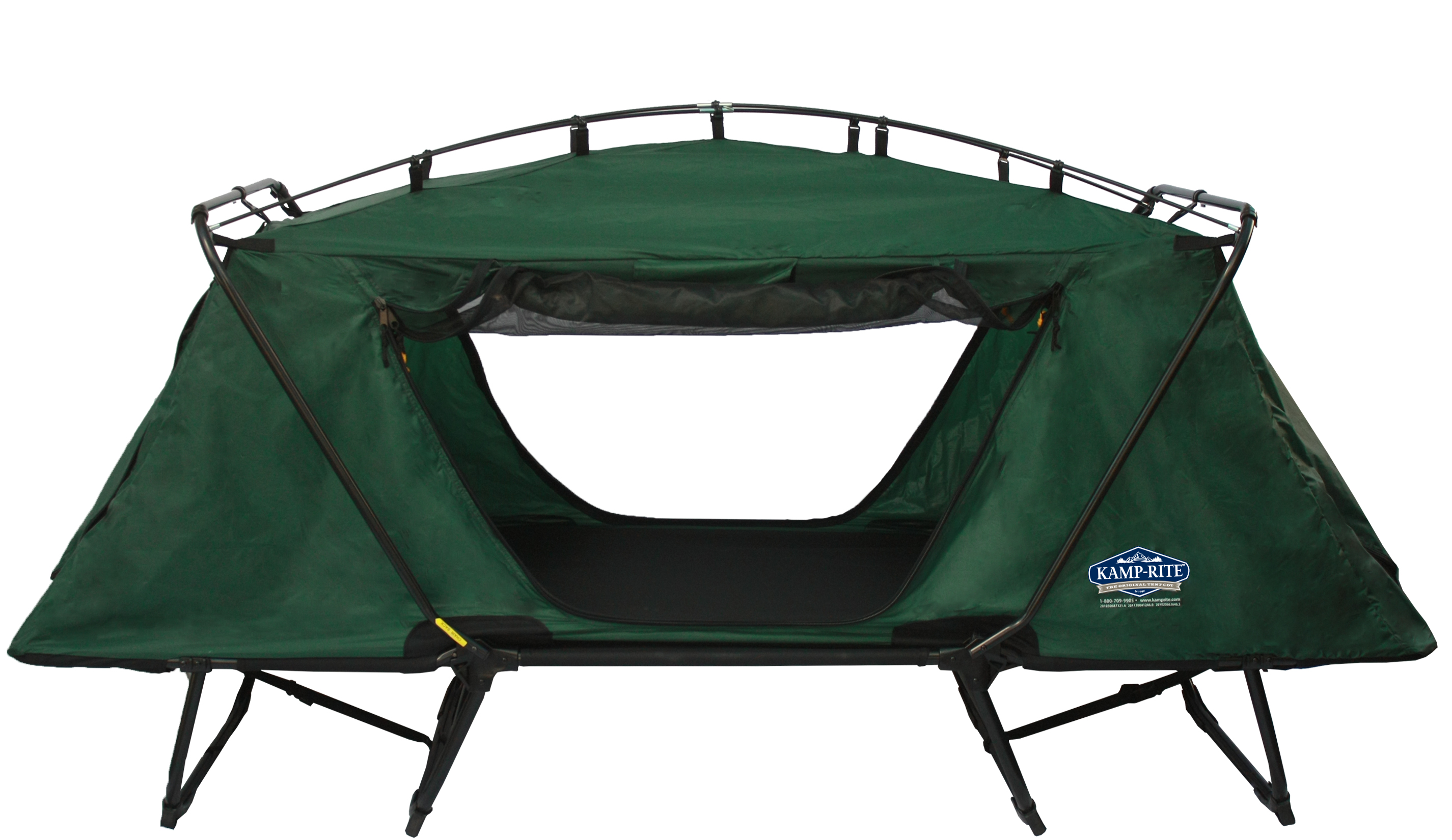 Kamp Rite Oversize Tent Cot With Rain Fly