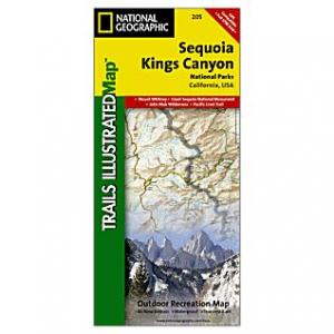 National Geographic New River Blueway Map