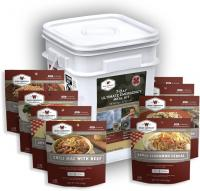 Wise 7-Day Ultimate Emergency Meal Kit, 58 Servings - 21 Pouches