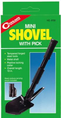 Coghlan's Folding Shovel with Saw
