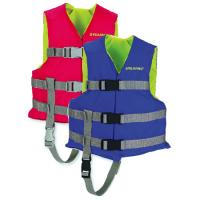 Stearns Youth Boating Vest Royal Blue
