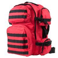 Vism Tactical Backpack/Red W/Black Trim