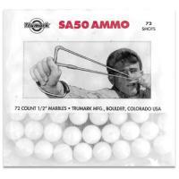"Trumark Ammo, Marbles 1/2"" (Qty: 72)"