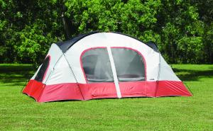 Texsport Bull Canyon Two Room Cabin Dome Tent