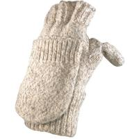Fox River Glomitt Ragg Wool Hand Warmers, Medium