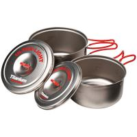 Evernew Titanium Ul Pot Set Md