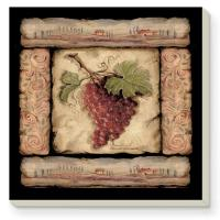 Counter Art Tuscan Collage Coasters Set of 4