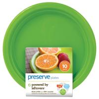 Preserve Small Plate 10 Ct Green