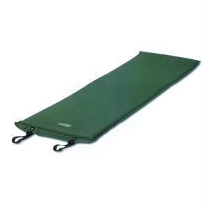 Coleman Self Inflating Pad, 1 1/2 x 22 x 72 In., Blue/Green