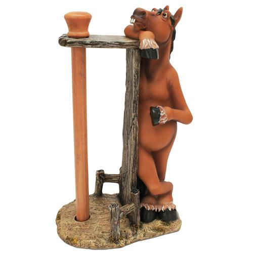 Rivers Edge Products Horse Paper Towel Holder