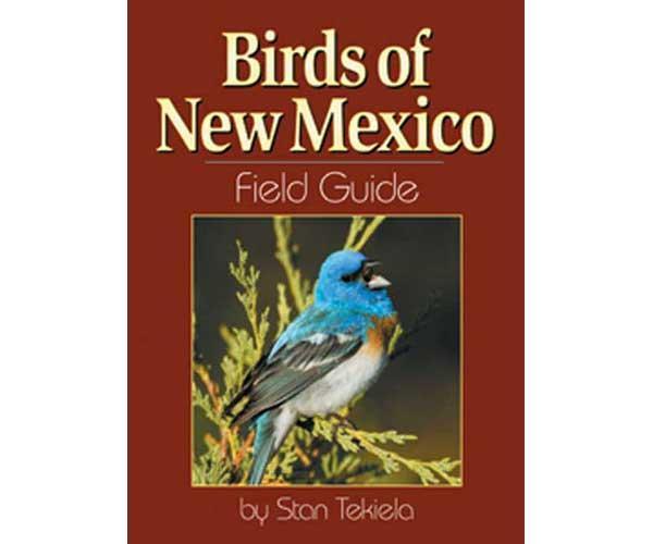 Adventure Publications Birds New Mexico Field Guide