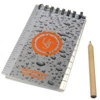 Waterproof Notebook 4X6