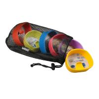 Wildo Fold-A-Cup 6 Pack - Camping/Outdoor - Assorted Colors