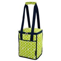 Picnic at Ascot 24 Can Collapsible Cooler - Trellis Green