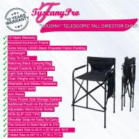 "Tuscany ""HOUDINY"" Telescopic Tall Director Chair"