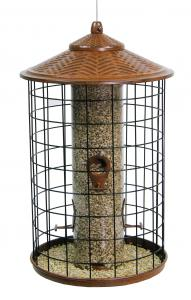 Squirrel Proof Bird Feeders by Hiatt Manufacturing