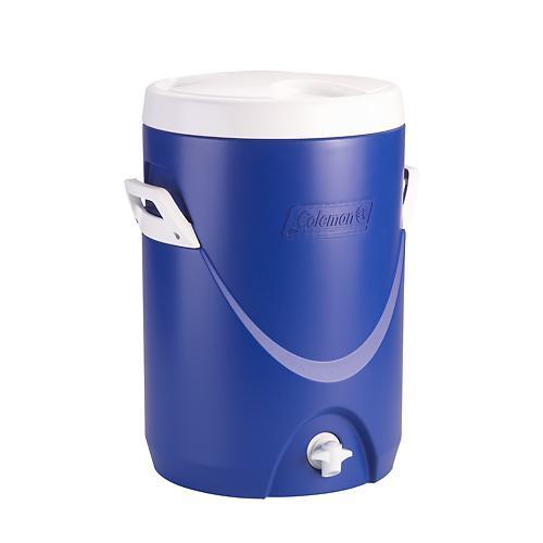 Coleman 5 Gallon Beverage Cooler - Blue