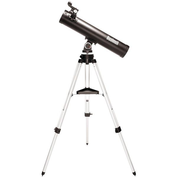 Bushnell 789931 Voyager Sky Tour 700mm x 3 Reflector Telescope