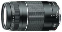 Canon 6473A003 EF75-300 Telephoto Zoom Lens