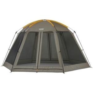 Wenzel Biscayne Expedition Tent - Mesh, Fiberglass, Steel