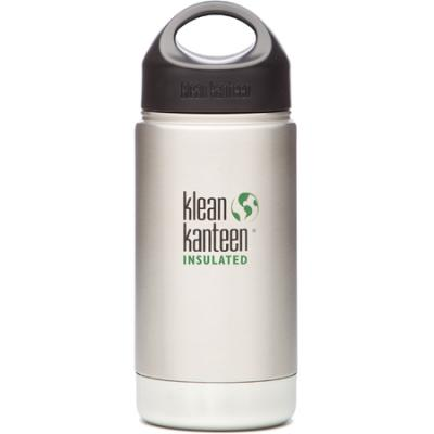 Klean Kanteen Wide Vacuum Insulated Water Bottle 20 Oz