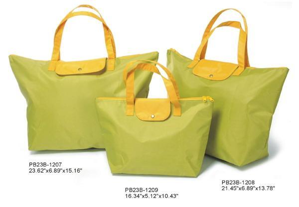 Picnic & Beyond Durable Polyester Shopping Bag - Medium