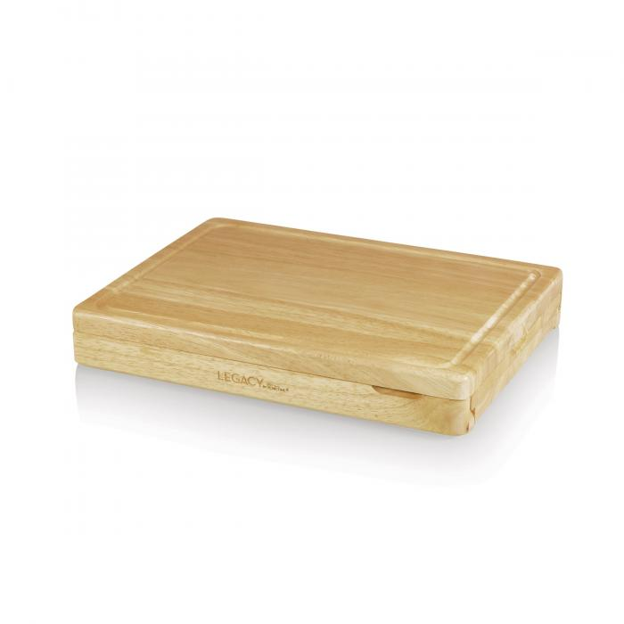 Picnic Time Asiago Folding Cutting Board with Tools