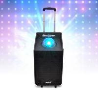 Pyle 600 Watt Bluetooth Battery Powered Portable PA Speaker System (PWMA1594UFM)