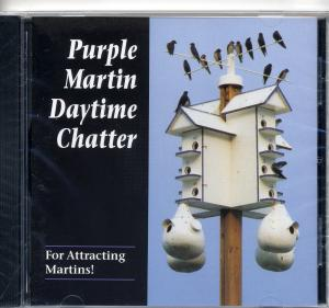 DVD's & CD's by Purple Martin Conservation Products